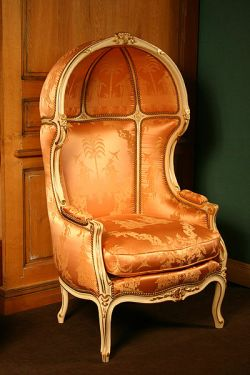 Chipier圓頂安樂椅(bergère à dôme)