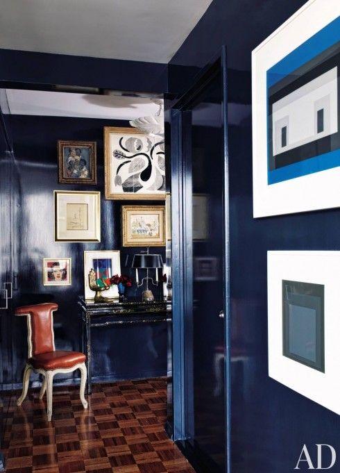 路易十五風格皮革觀牌椅、Andy Warhol、Alberto Giacometti、David Hockney、Josef Albers