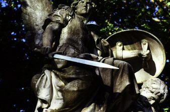 普法戰爭戰士紀念碑