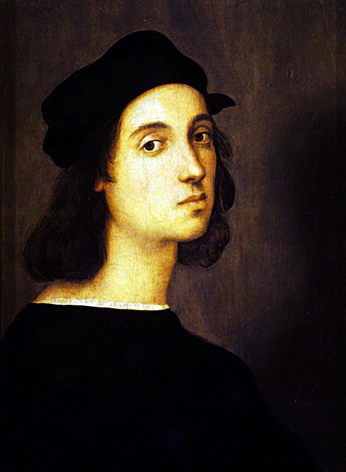 爭議不斷的拉斐爾肖像