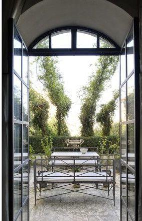 《露台》的花園
