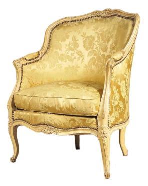 路易十五安樂椅(bergère)