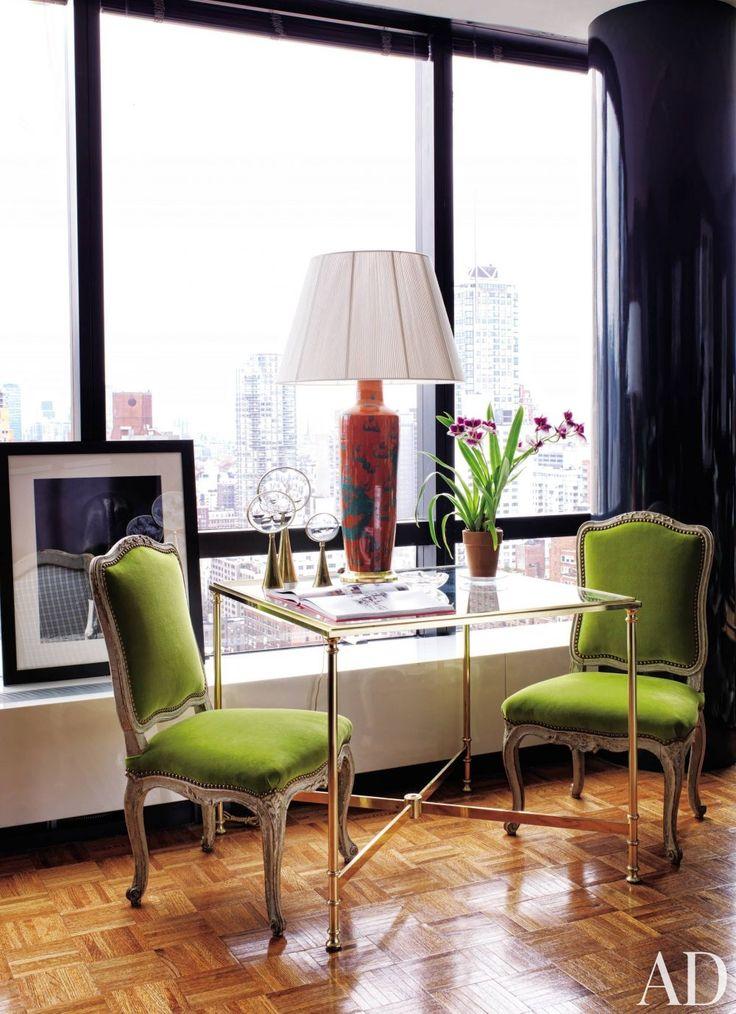 中國古董花瓶改裝檯燈、1960法國遊戲桌、Feliciano Béjar黃銅雕塑品系列、十八世紀女王式椅