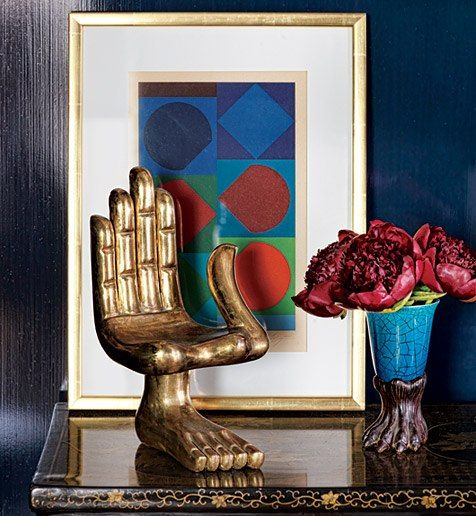 門廳、Pedro Friedeberg雕塑品、Victor Vasarely