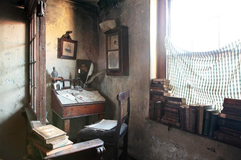 狄更斯房間