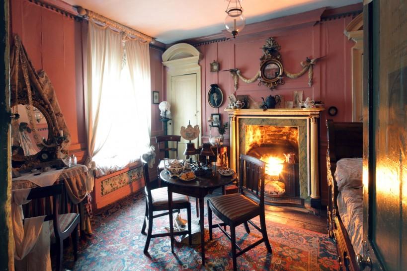 攝政時期(1811-1820)臥房