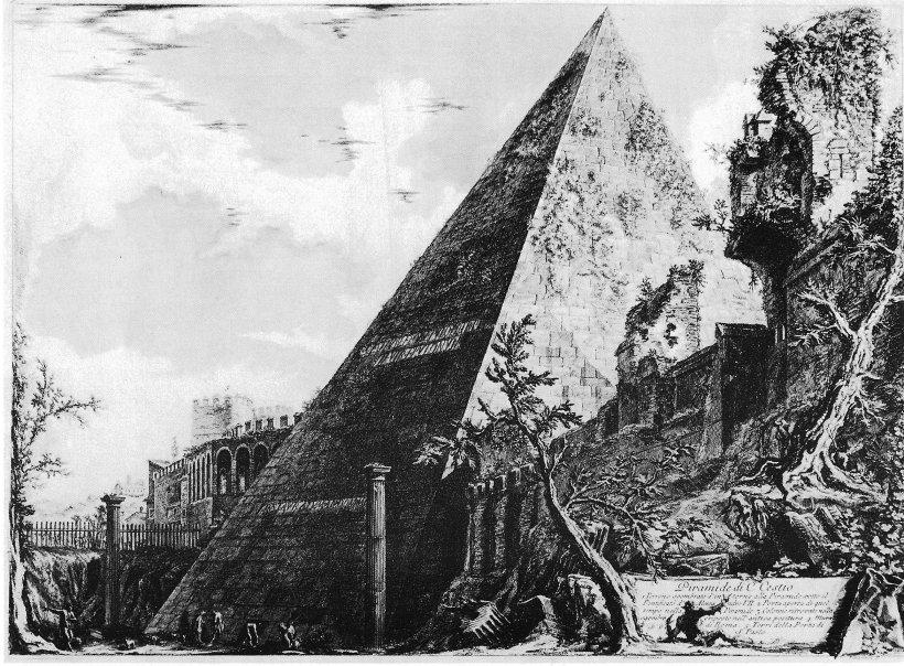 賽斯提亞金字塔(Piramide Cestia)為古羅馬的一座金字塔, 建於西元前18 –12年,為當時的法官與大祭司賽斯提亞(Gaius Cestius)的陵墓。