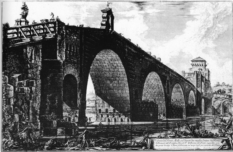 密維尤橋(Ponte Milvio)為位於羅馬提伯河上的一座古橋,為古代由羅馬北端進城的要道。