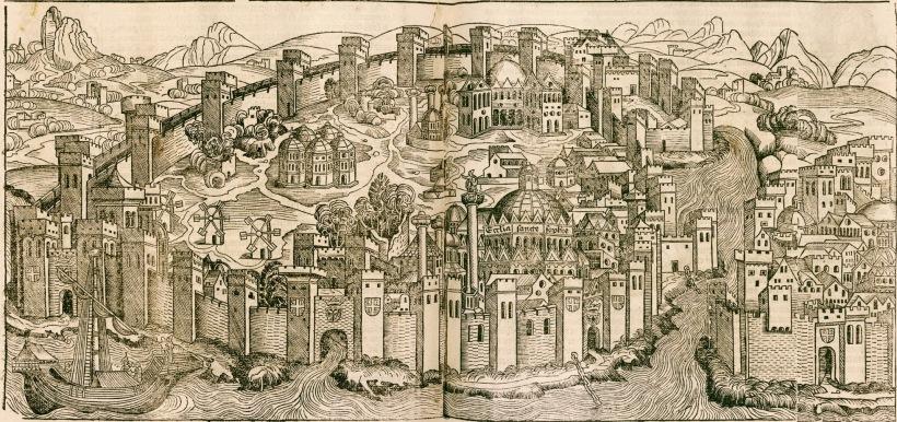 《年鑑》中的伊斯坦堡
