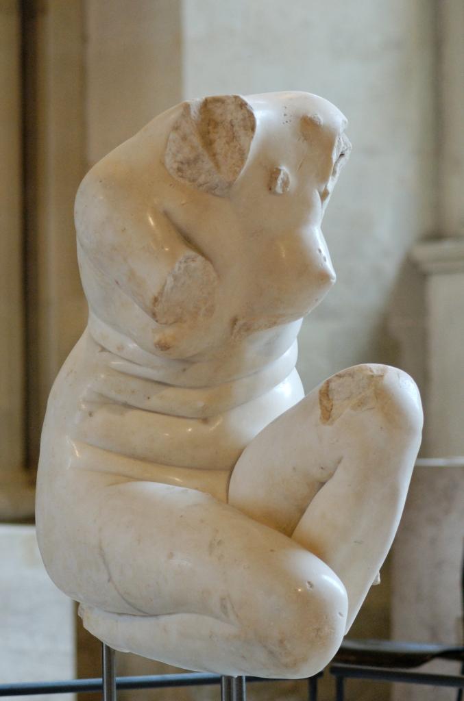 《維恩蹲下的維納斯》(The Crouching Venus of Vienne)