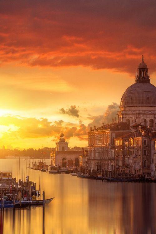 圖一:今天的威尼斯。(圖片出處)