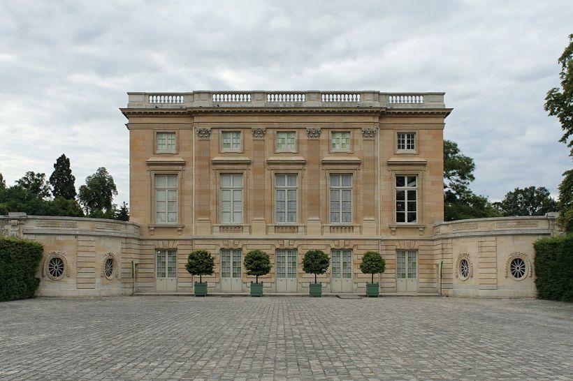 小特里亞農宮(Petit Trianon)。圖片出處。