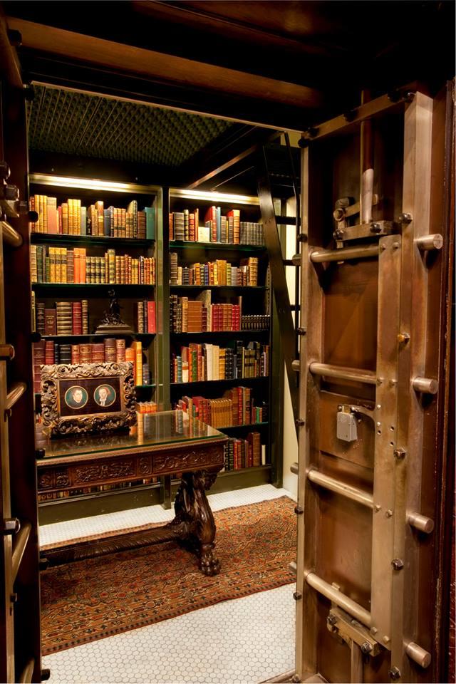摩根書房珍本書書庫