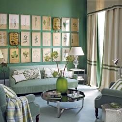 Green-Living-Room-botanicals