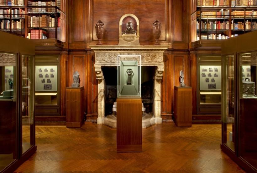 圖書館辦公室入口