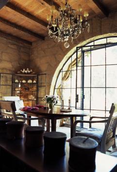 Saladino - villa - breakfast room