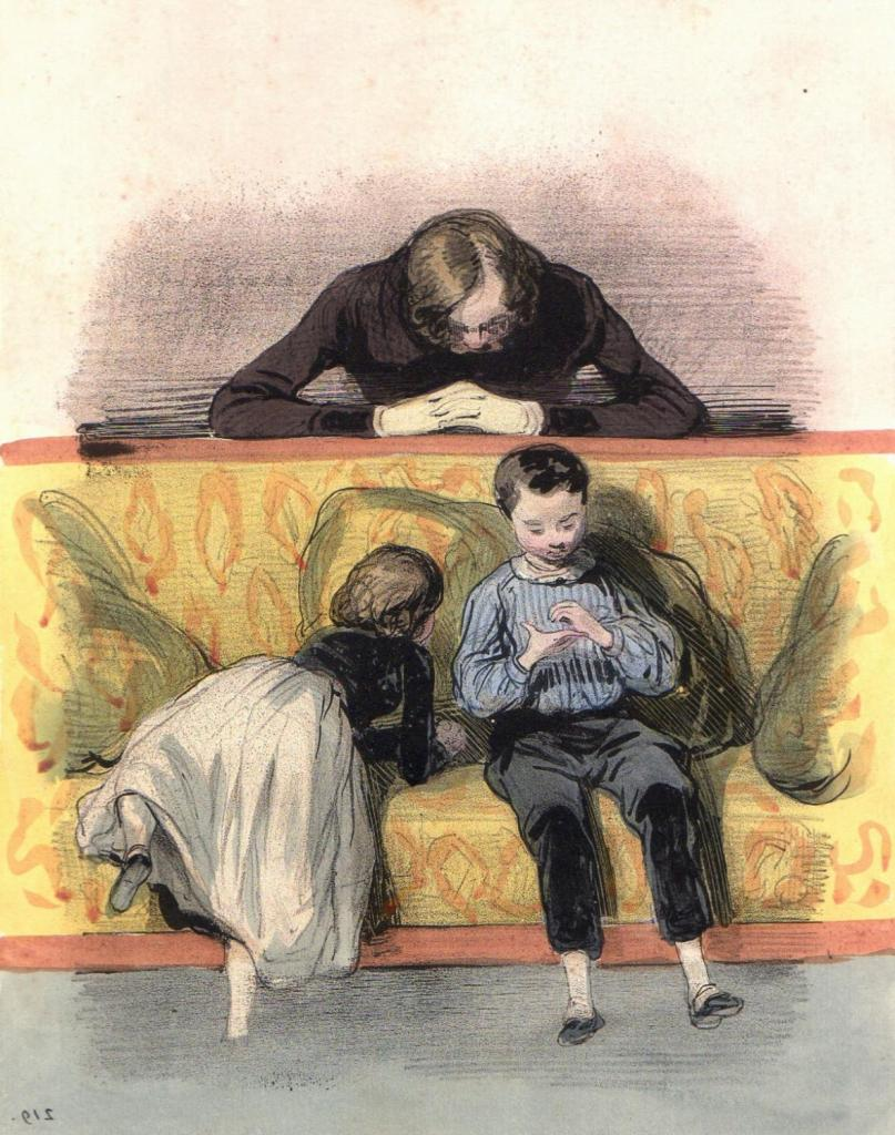 《頑童》(Les Enfants Terribles)系列之一。