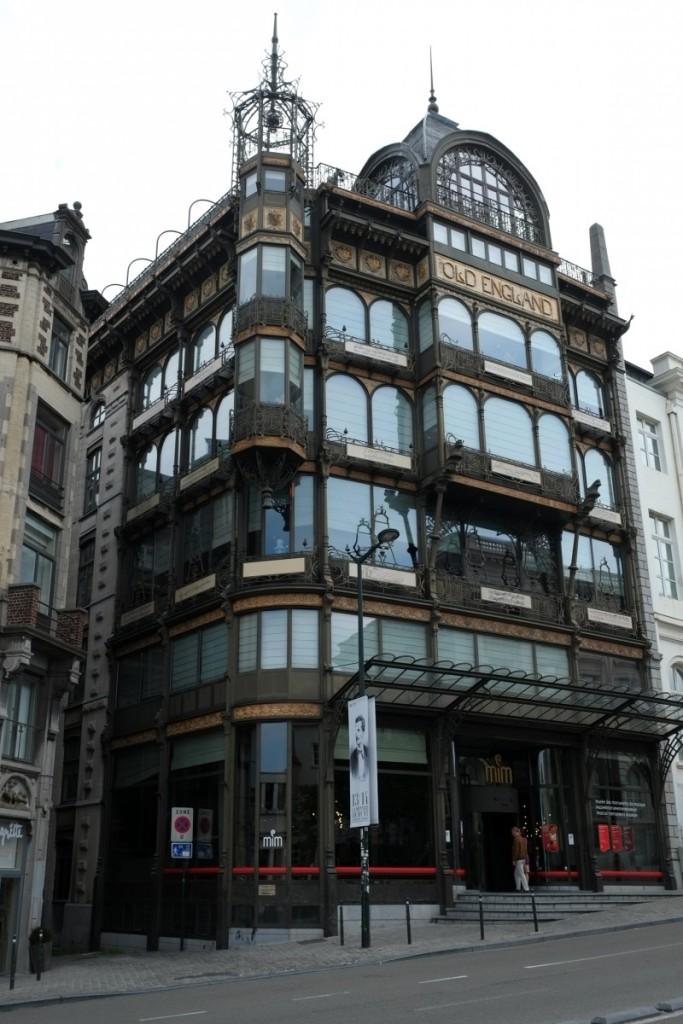 保羅‧頌特諾伊設計的老英格蘭百貨