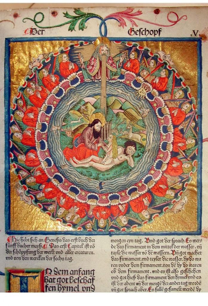 科貝格聖經(Koberger Bible),1483年2月17日。