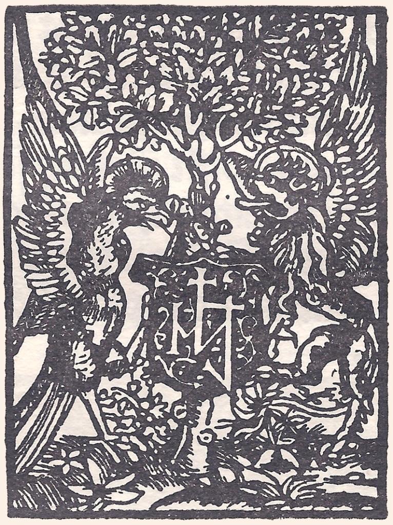 格律林根(Hans Grüninger)的印記。