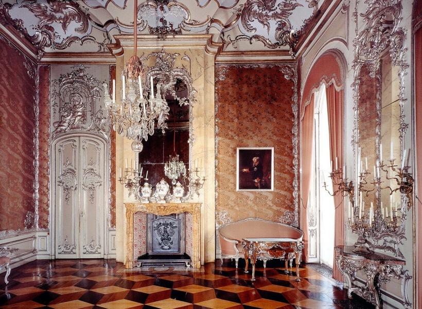 菲特烈二世的辦公間