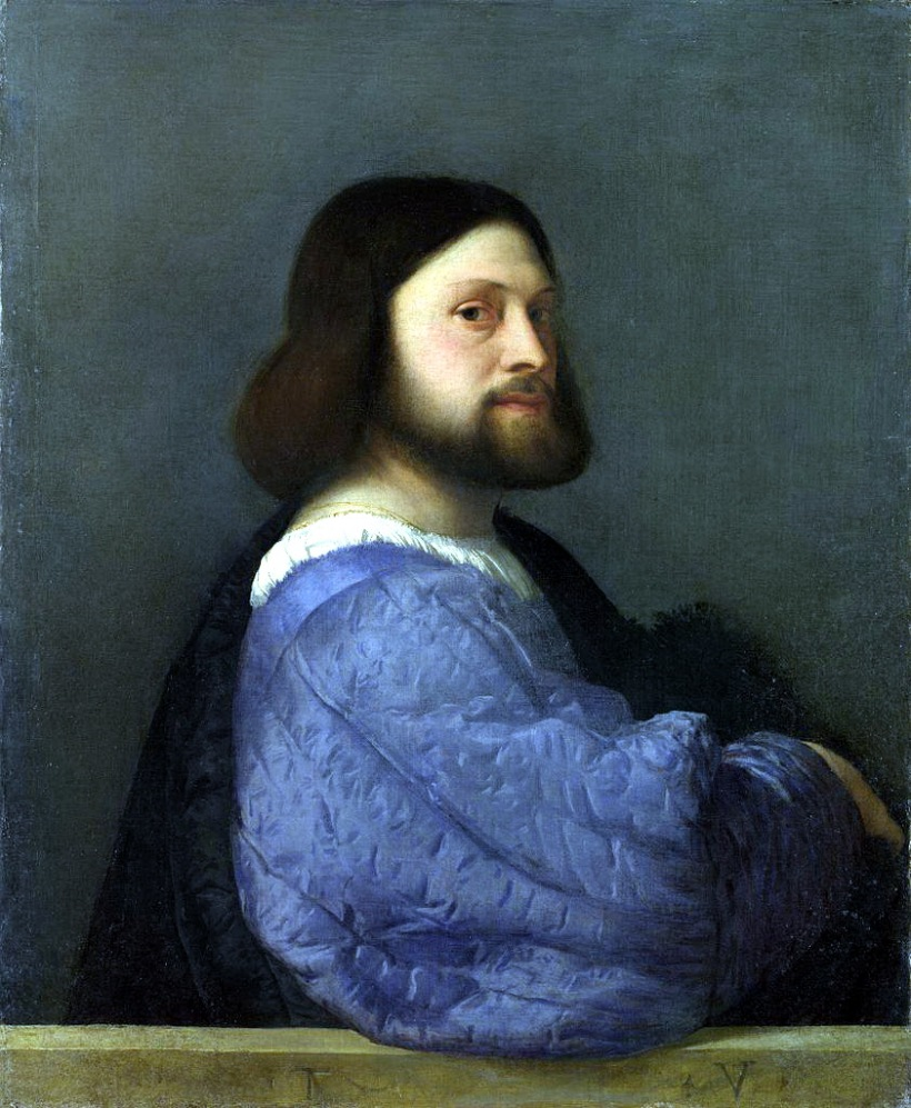 842px-Titian_-_Portrait_of_a_man_with_a_quilted_sleeve