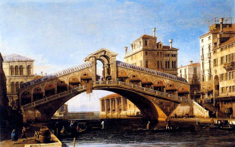 Canaletto_-_Capriccio_of_the_Rialto_Bridge_with_the_Lagoon_Beyond