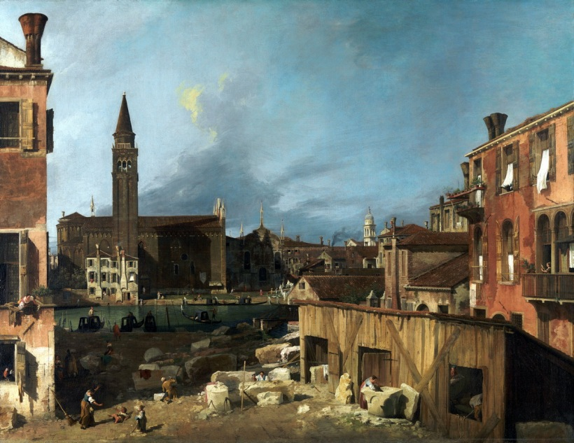 Canaletto_-_The_Stonemason's_Yard-1
