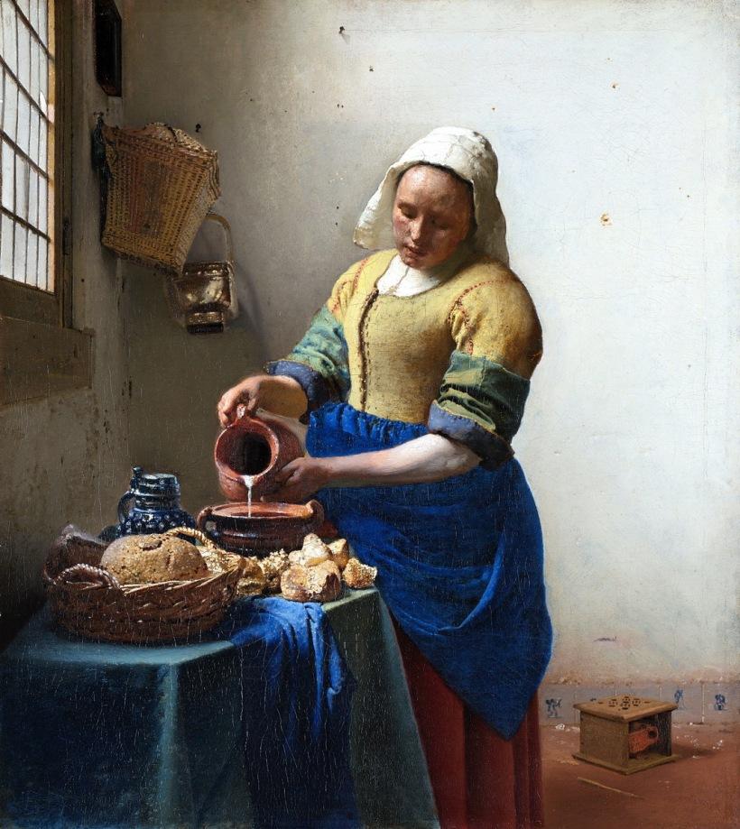 Johannes_Vermeer_-_Het_melkmeisje_-_Google_Art_Project-1
