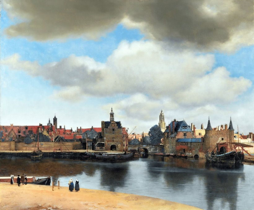 Vermeer-view-of-delft-1