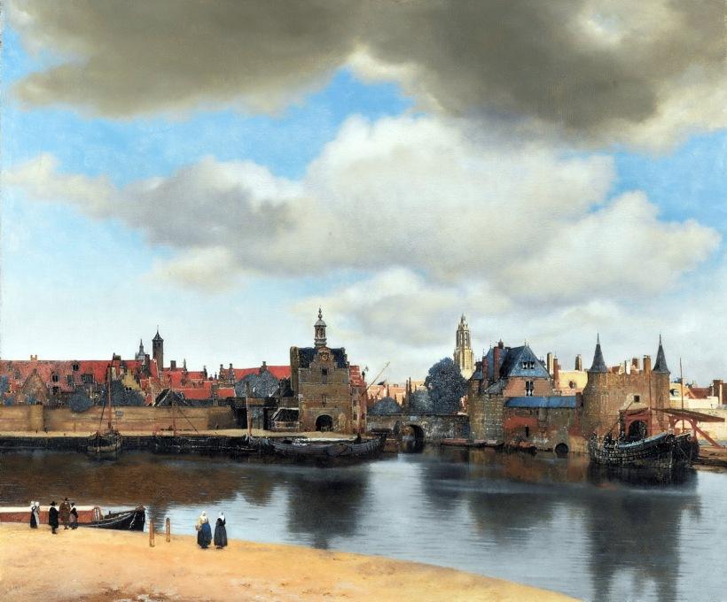Vermeer-view-of-delft-1