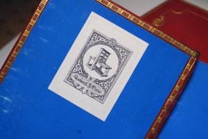 羅伯特‧派里(Robert Pirie, 1934 –2015)的藏書票