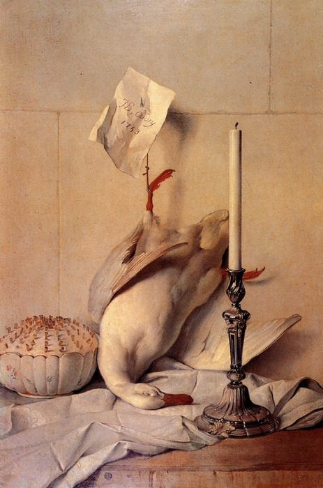 Cholmondeley_Oudry_White_Duck
