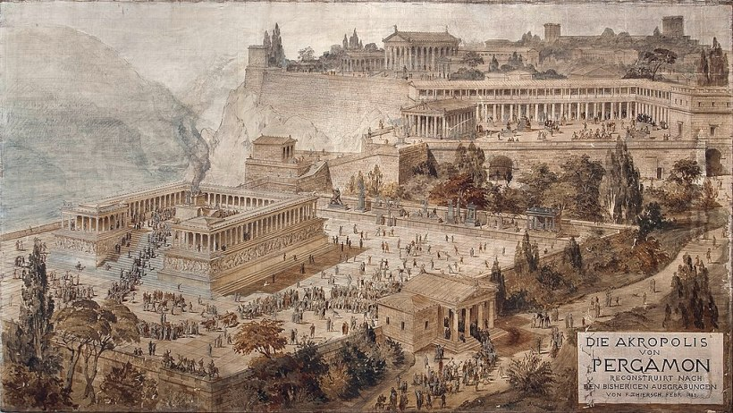 1024px-Acropolis_of_Pergamon_-_Friedrich_Thierch_-_1882
