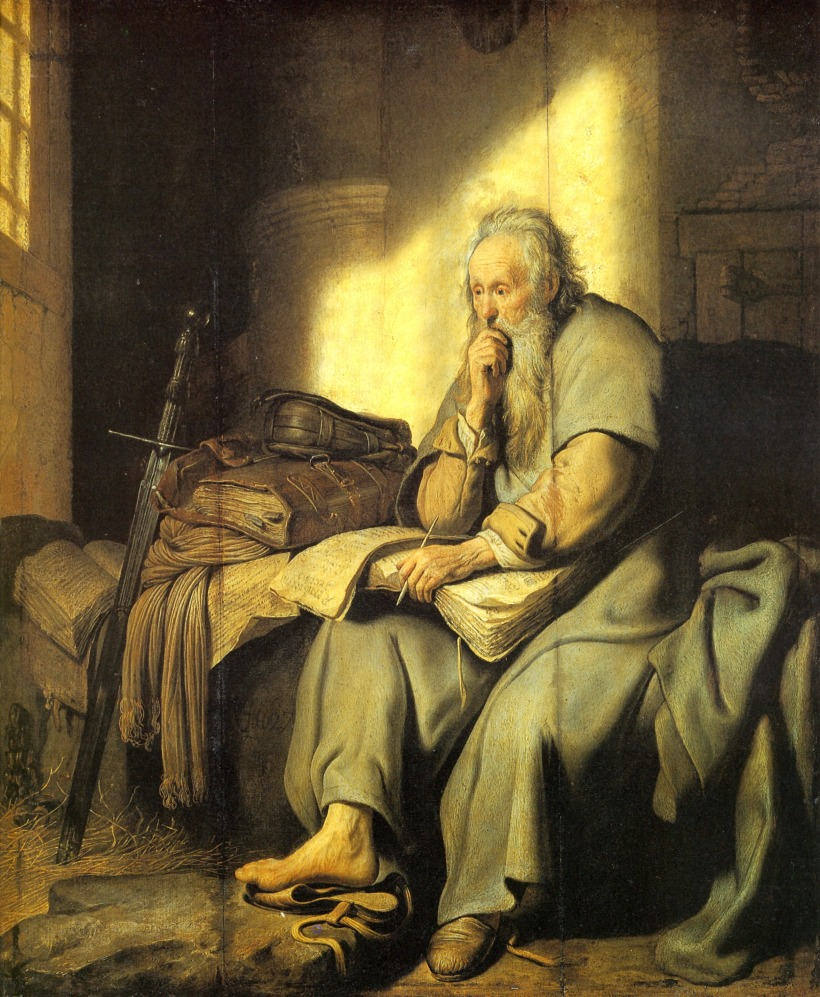 Rembrandt_St._Paul_in_Prison